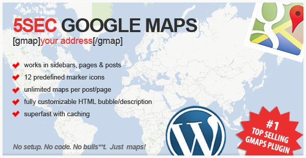 5sec-Google-Maps